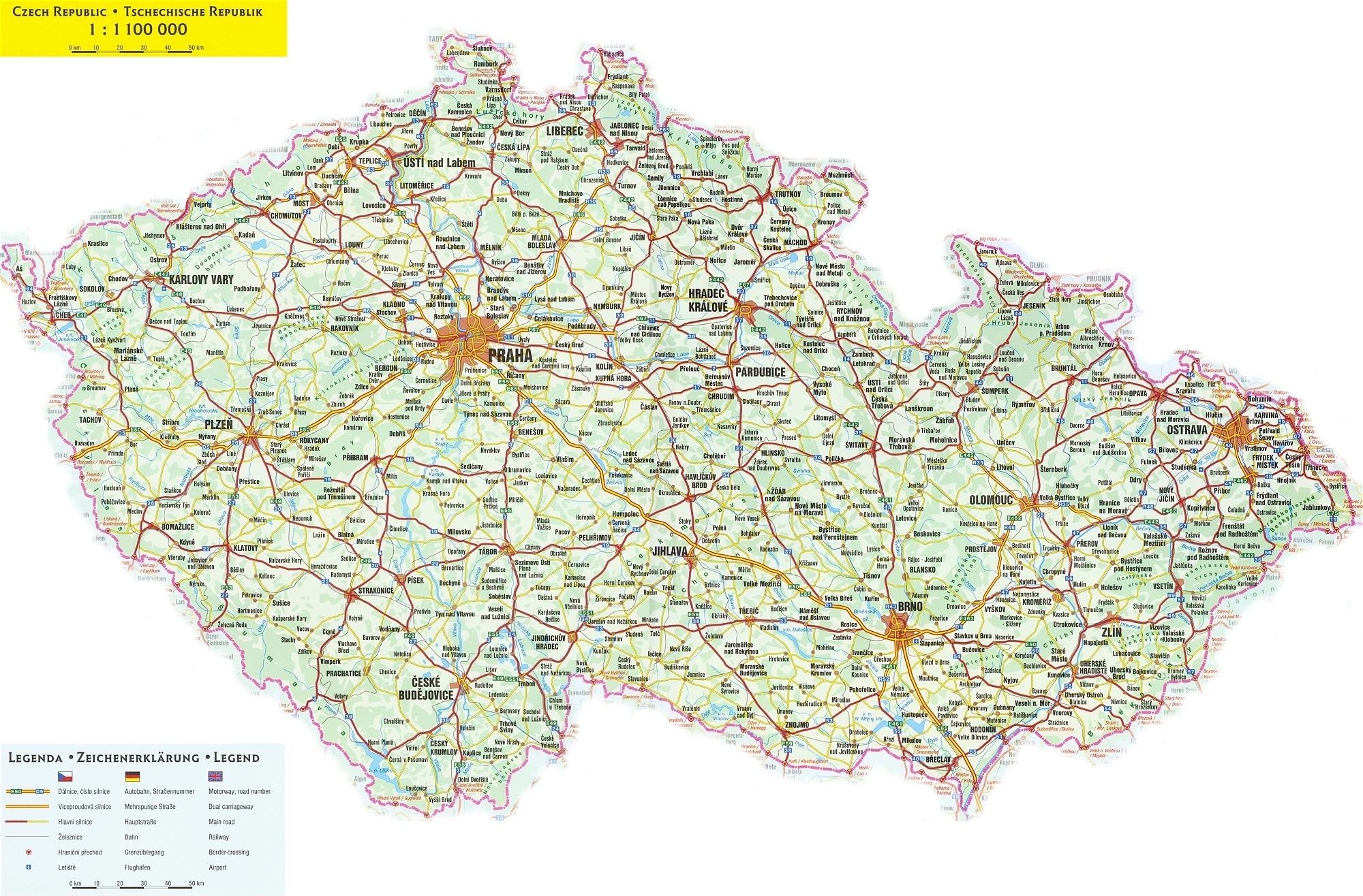 ruta cehia